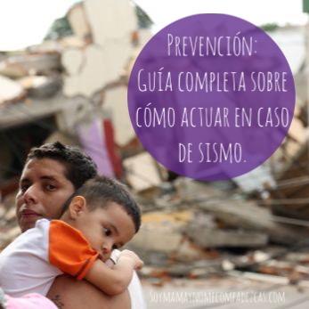 Prevención: Guía completa sobre cómo actuar en caso de sismo