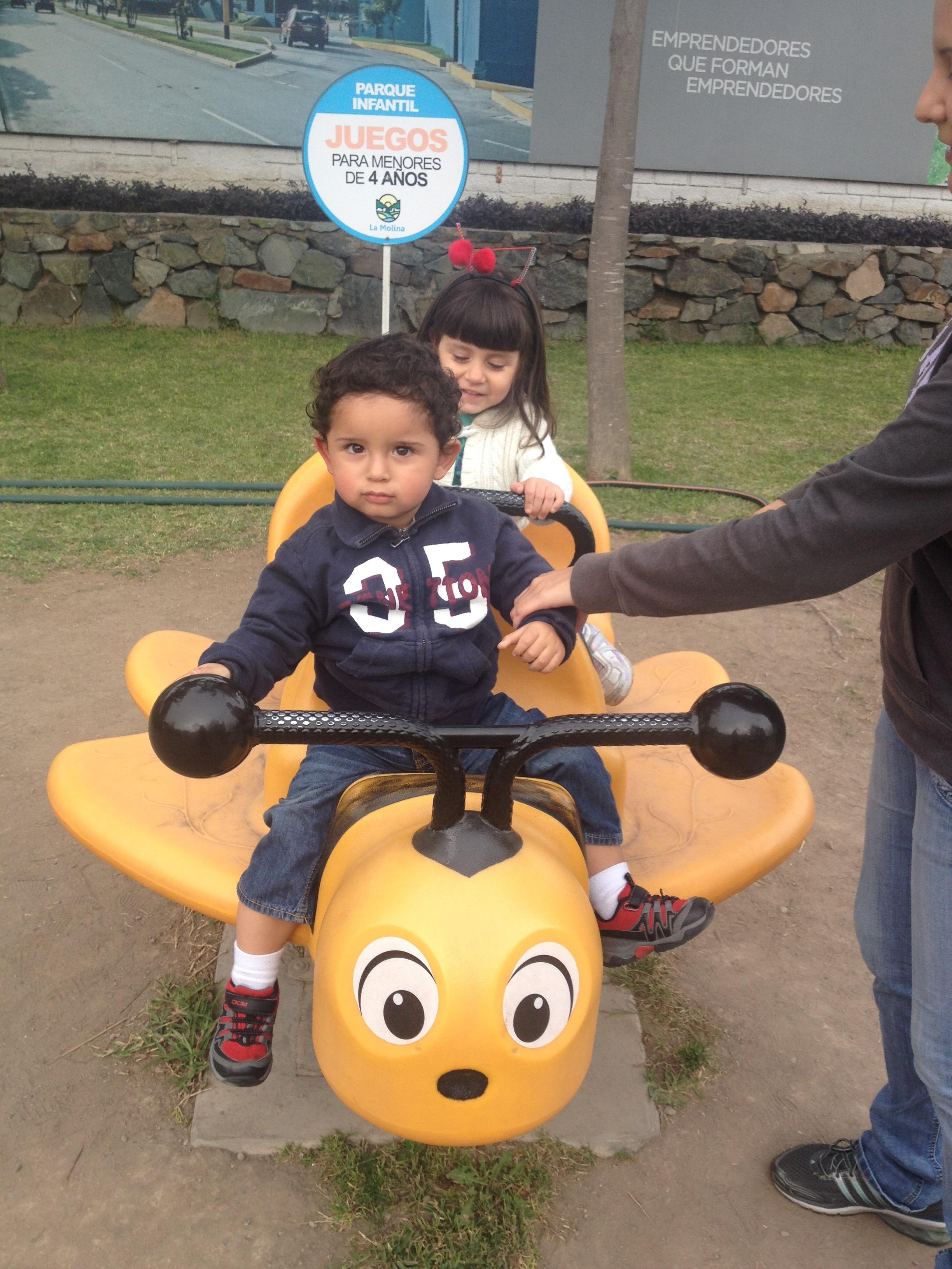 Guia De Parques Para Visitar Con Ninos En Lima Soy Mama Y No Me