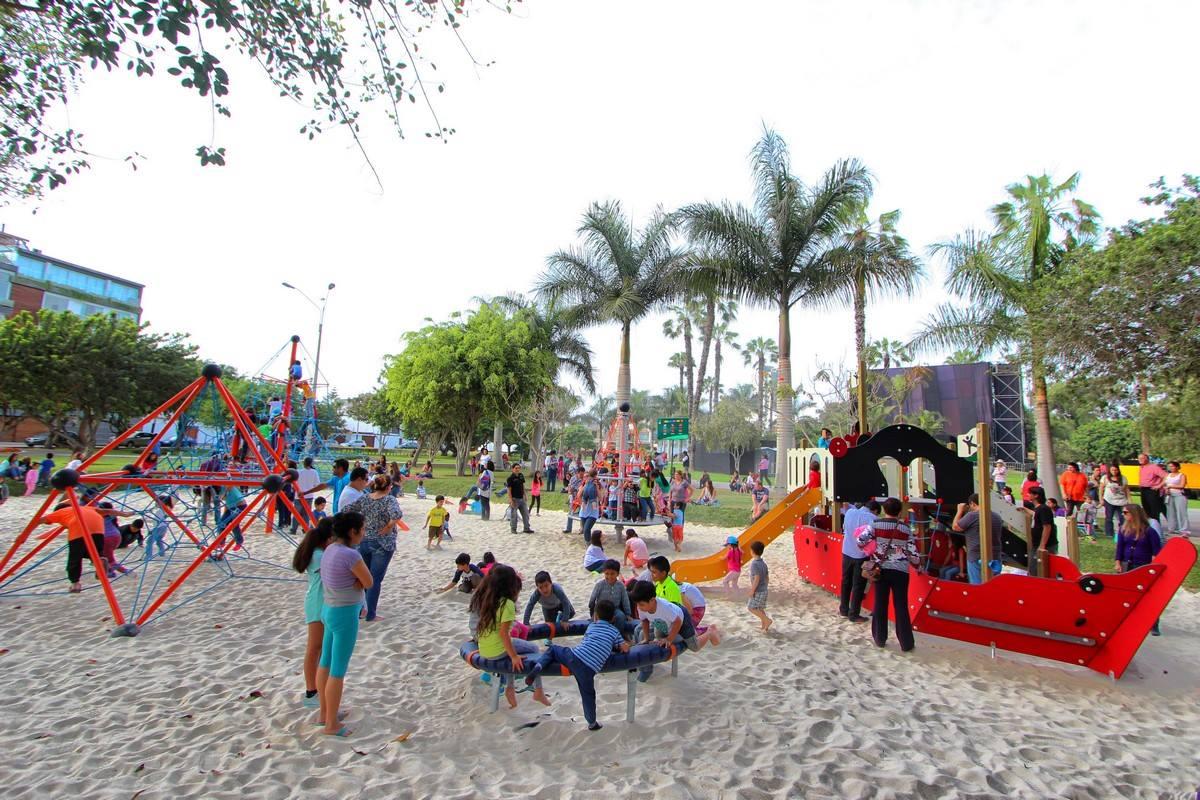 Gu a de parques para visitar con ni os en lima soy mam for Para desarrollar un parque ajardinado